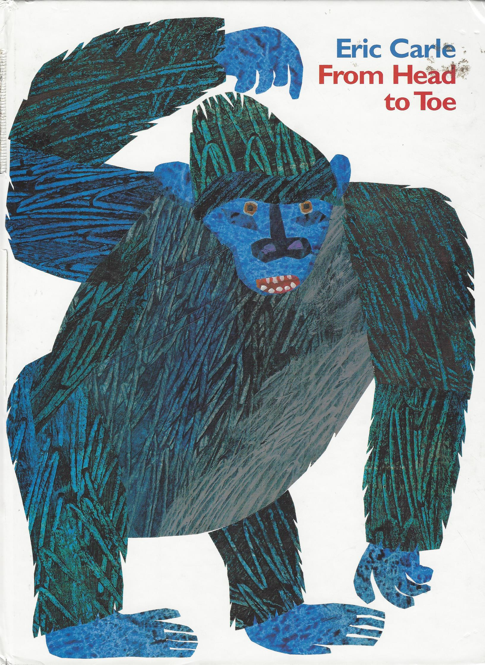 Eric carle from head to toe online dating 10